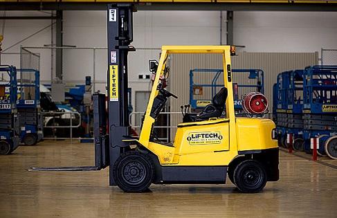 2.5T Tall  LPG Forklift