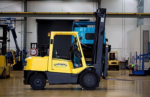4T LPG Forklift