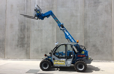 2.5T Telehandler Forklift