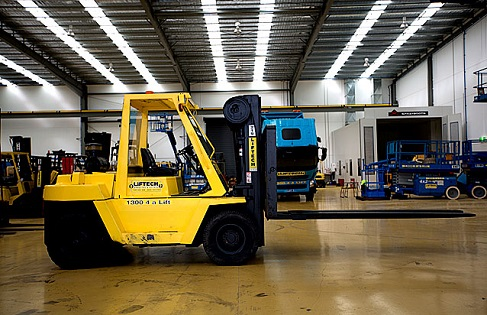 6 Tonne Diesel Forklift